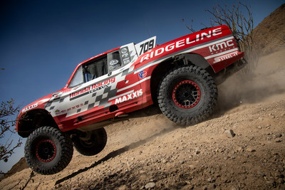Jeff Proctor and Evan Weller took their Honda Ridgeline to victory this weekend at the SCORE San Felipe 250.