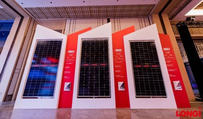 LONGi Hi-MO 4m series modules
