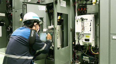 Getac K120 enables efficient asset or workforce management for utilities and field services