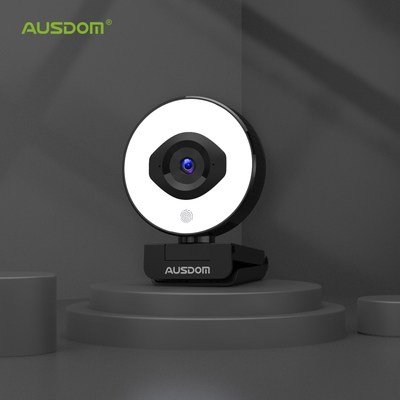 Clearer and Closer: AUSDOM's Upgraded Webcam AF660 Unlocks a New Live Streaming Experience
