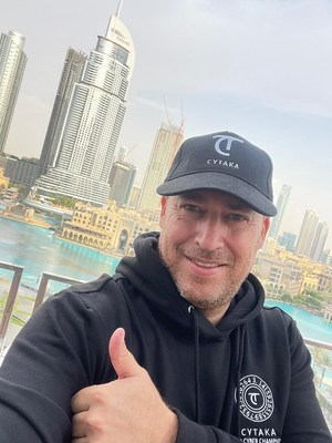 BE AT THE TOP, CyTaka CEO Doron Amir