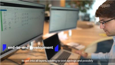 Ocean Winds uses Appian for end-to-end low-code application development